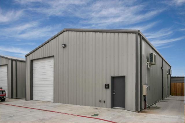 7601 Golden Pond Pl #8, Amarillo, TX 79121 (#18-119391) :: Edge Realty