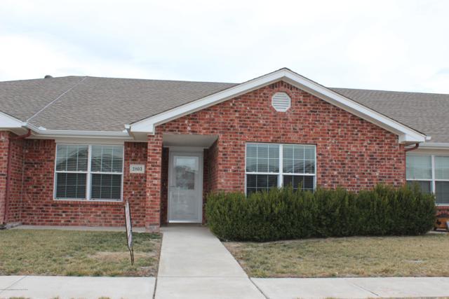 2803 Steves Way, Amarillo, TX 79118 (#18-119466) :: Keller Williams Realty