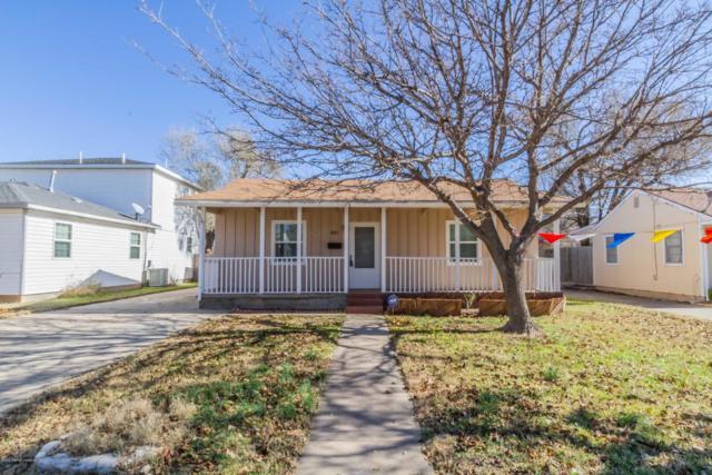 4207 S Ong St, Amarillo, TX 79110 (#18-119546) :: Elite Real Estate Group
