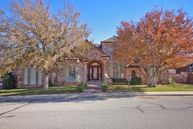 9 Hogan Dr, Amarillo, TX 79124 (#18-119548) :: Keller Williams Realty