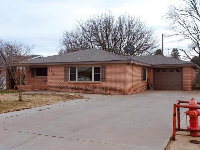 727 Oak, Dimmitt, TX 79027 (#18-119871) :: Lyons Realty