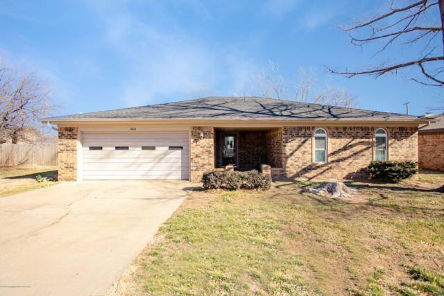 1414 Pecan, Panhandle, TX 79068 (#18-120128) :: Lyons Realty