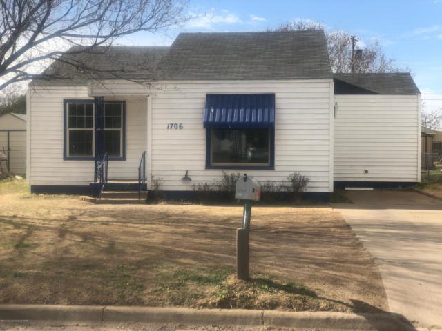 1706 Roosevelt St, Amarillo, TX 79103 (#19-1328) :: Big Texas Real Estate Group