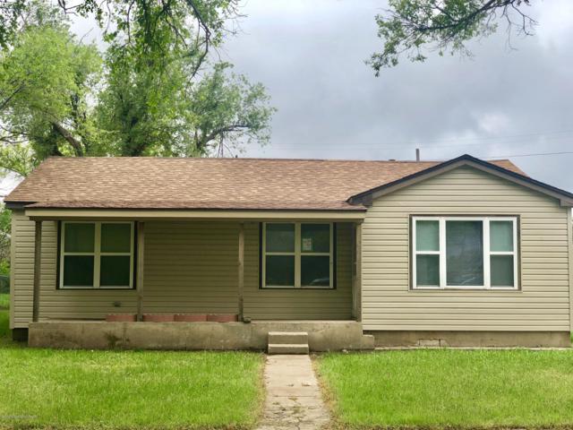 1111 Euclid, Panhandle, TX 79068 (#19-3341) :: Big Texas Real Estate Group