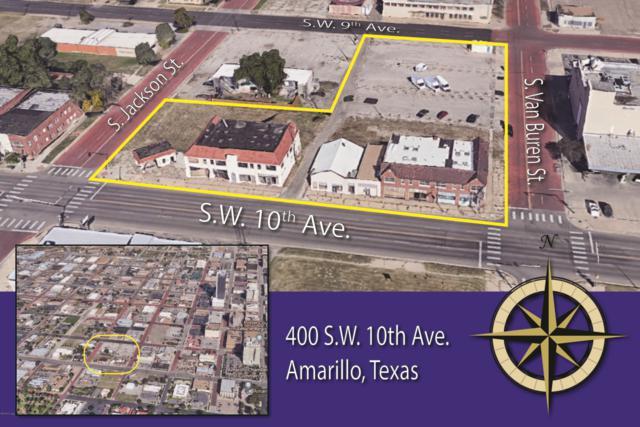 400 10TH Ave, Amarillo, TX 79101 (#19-3592) :: Lyons Realty