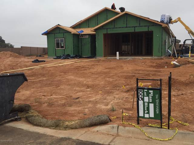 1005 Syrah Blvd, Amarillo, TX 79124 (#19-3783) :: Lyons Realty