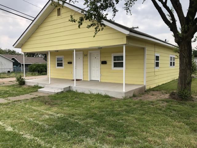 313 36TH Ave, Amarillo, TX 79110 (#19-3828) :: Lyons Realty