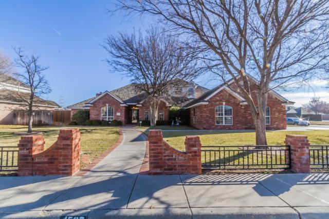 4507 Aberdeen Dr, Amarillo, TX 79119 (#19-387) :: Keller Williams Realty