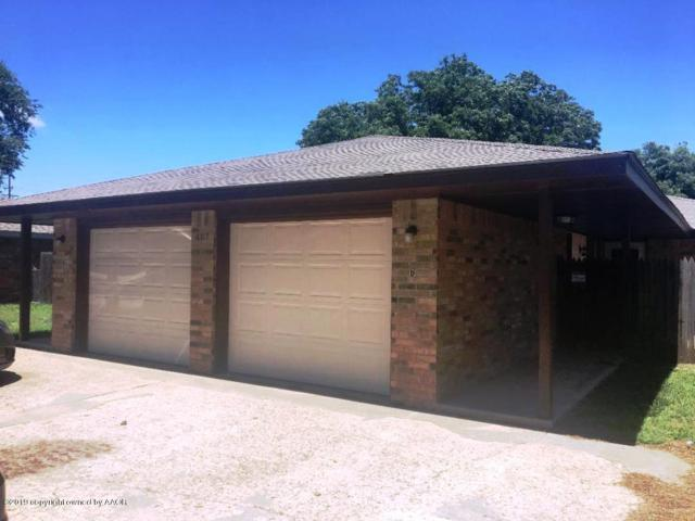 407 5TH Ave, Canyon, TX 79015 (#19-4064) :: Edge Realty
