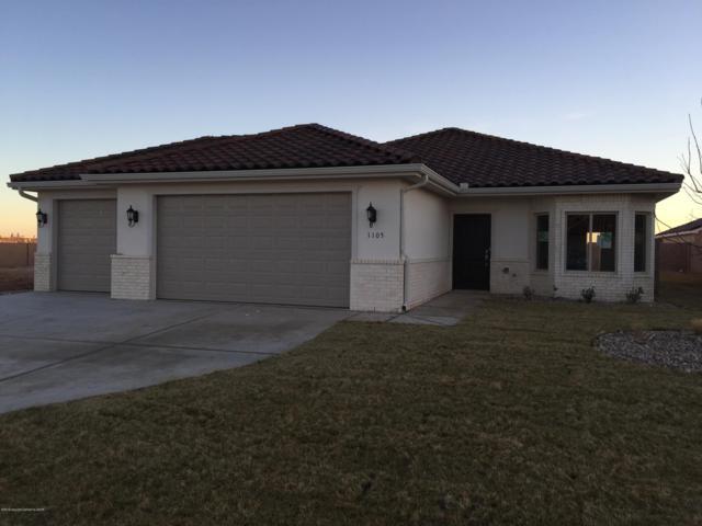 1105 Syrah Blvd, Amarillo, TX 79124 (#19-412) :: Edge Realty