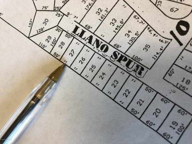 Lot: 27 Llano Spur, Fritch, TX 79036 (#19-4413) :: Elite Real Estate Group