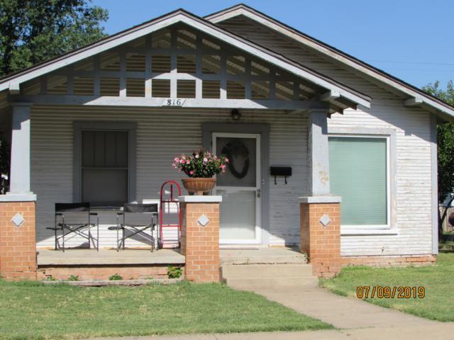 816 Carolina St, Amarillo, TX 79106 (#19-5632) :: Lyons Realty