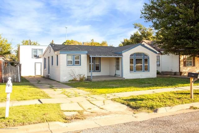 1216 12TH Ave, Amarillo, TX 79102 (#19-7070) :: Lyons Realty