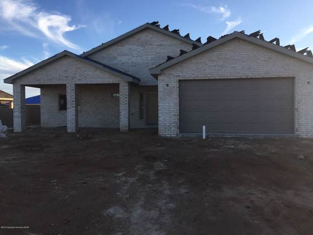 1103 Syrah Blvd, Amarillo, TX 79124 (#19-7196) :: Lyons Realty