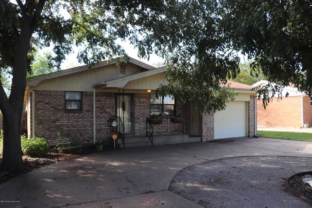 909 1/2 Houston St, Shamrock, TX 79079 (#19-7235) :: Live Simply Real Estate Group