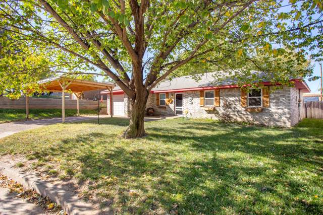 908 5th St, Canadian, TX 79014 (#19-7422) :: Live Simply Real Estate Group