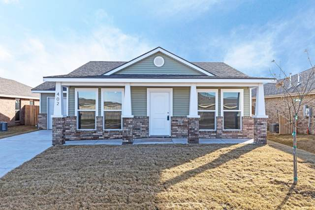 402 Yates St, Amarillo, TX 79118 (#19-7843) :: Live Simply Real Estate Group