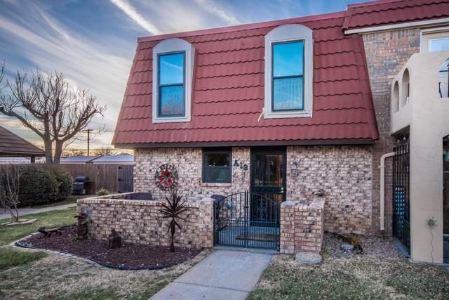 3200 Fleetwood A-13 Dr, Amarillo, TX 79109 (#19-8225) :: Elite Real Estate Group