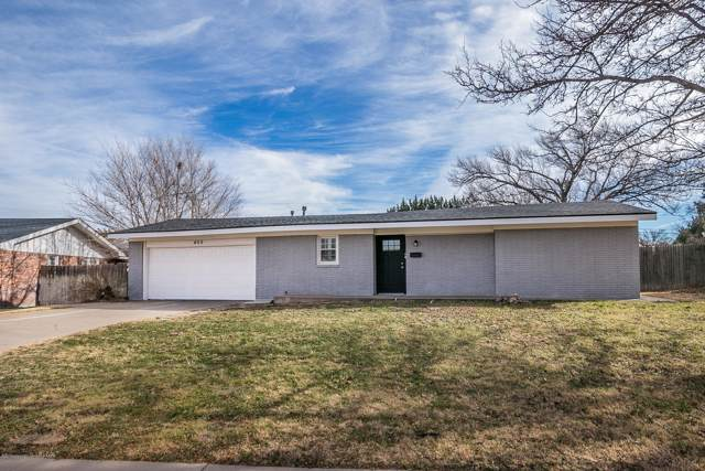 405 Taylor Ln, Canyon, TX 79015 (#19-8254) :: Live Simply Real Estate Group