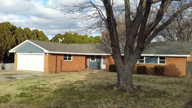 7624 Sombrero Dr, Amarillo, TX 79108 (#20-1079) :: Elite Real Estate Group