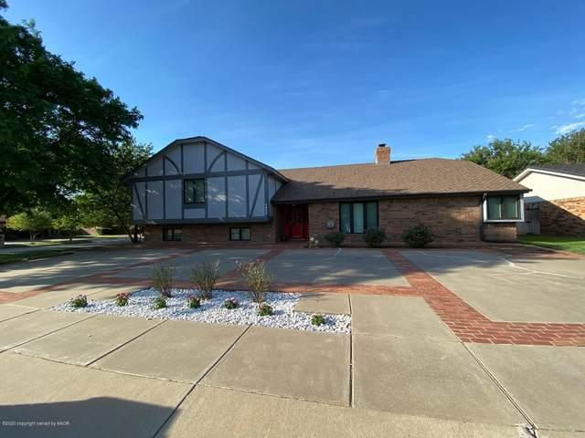 4032 Oakhurst Dr, Amarillo, TX 79109 (#20-1107) :: Elite Real Estate Group