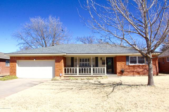4023 Terrace Dr, Amarillo, TX 79109 (#20-1200) :: Keller Williams Realty
