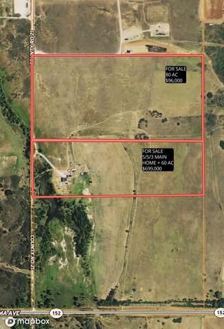 80 Acres in Wheeler, Tx, Wheeler, TX 79096 (#20-1648) :: Elite Real Estate Group