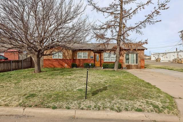 2716 Grand St, Amarillo, TX 79103 (#20-1717) :: Elite Real Estate Group