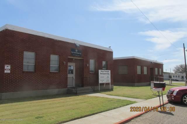 1111 Penn St, Borger, TX 79007 (#20-2911) :: Live Simply Real Estate Group