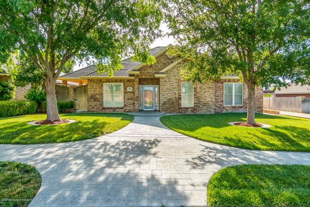 8405 San Jose Dr, Amarillo, TX 79118 (#20-3059) :: Elite Real Estate Group