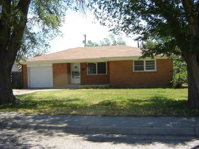4013 Crockett St, Amarillo, TX 79110 (#20-3125) :: Lyons Realty