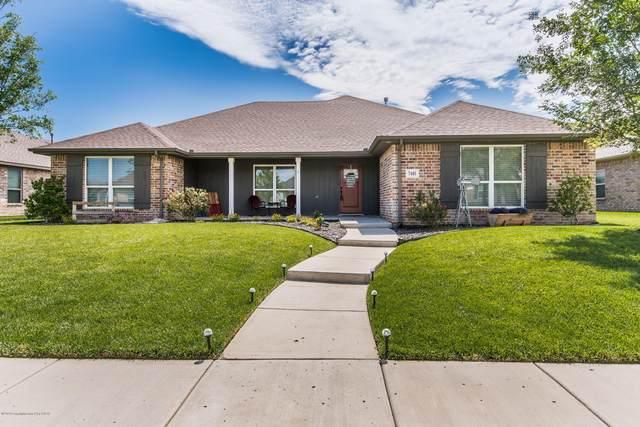 7405 Columbus Dr, Amarillo, TX 79118 (#20-3284) :: Elite Real Estate Group