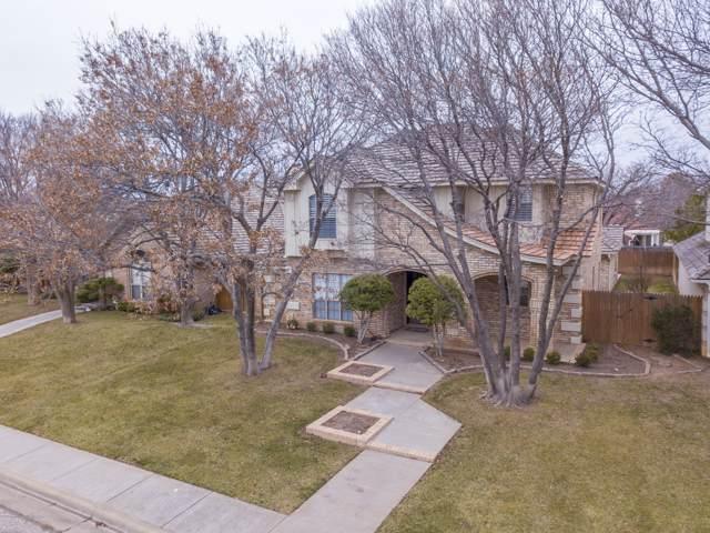 7618 Stuyvesant Ave, Amarillo, TX 79121 (#20-337) :: Keller Williams Realty