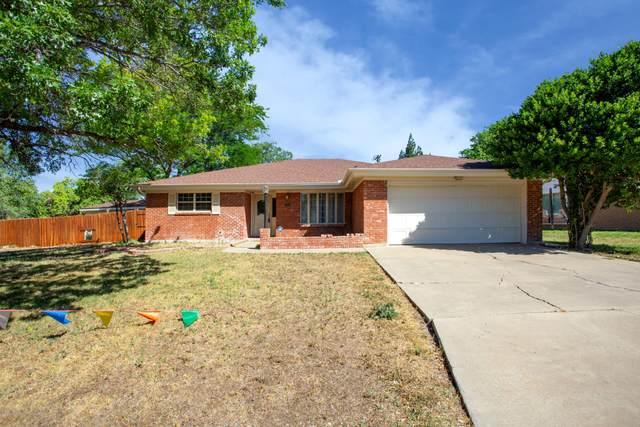 704 Taylor Ln, Canyon, TX 79015 (#20-3461) :: Lyons Realty