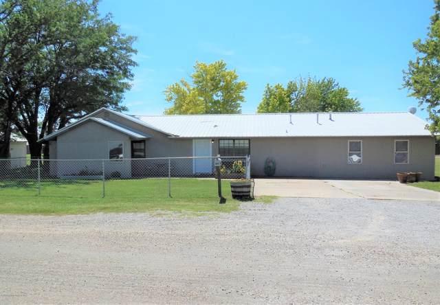 309 +311 Nebraska Street, Shamrock, TX 79079 (#20-3472) :: Lyons Realty