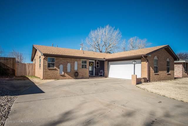 4706 Chisholm Trl, Amarillo, TX 79109 (#20-356) :: Elite Real Estate Group