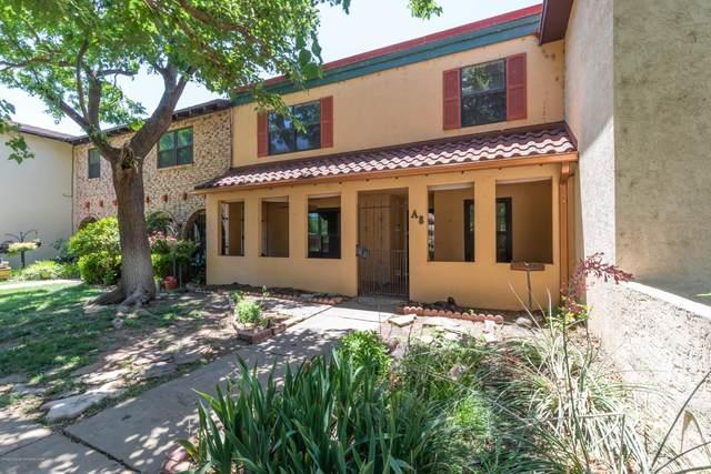3200 Fleetwood Dr #A-8, Amarillo, TX 79109 (#20-3675) :: Elite Real Estate Group