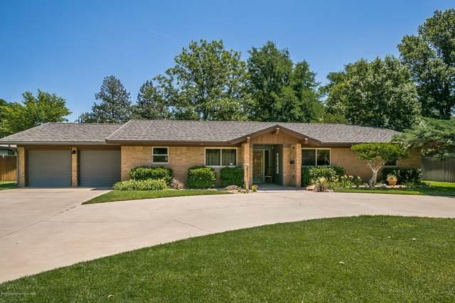 3505 Carlton Dr, Amarillo, TX 79109 (#20-3935) :: Elite Real Estate Group