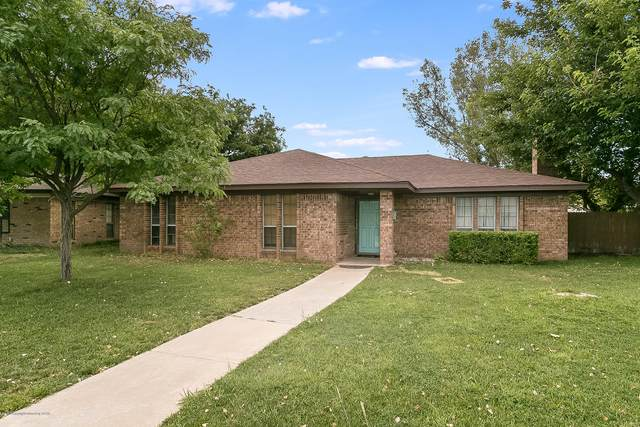 7617 Cervin Dr, Amarillo, TX 79121 (#20-4112) :: Elite Real Estate Group