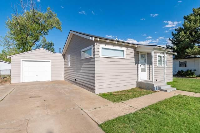 4003 Hayden St, Amarillo, TX 79110 (#20-4313) :: Elite Real Estate Group