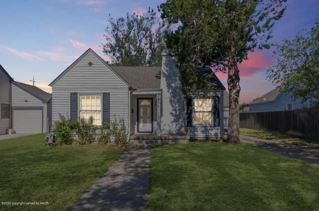 2702 Taylor St, Amarillo, TX 79109 (#20-4363) :: Lyons Realty