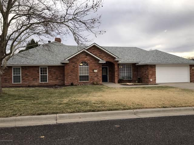 7201 Smoketree Dr, Amarillo, TX 79124 (#20-461) :: Lyons Realty