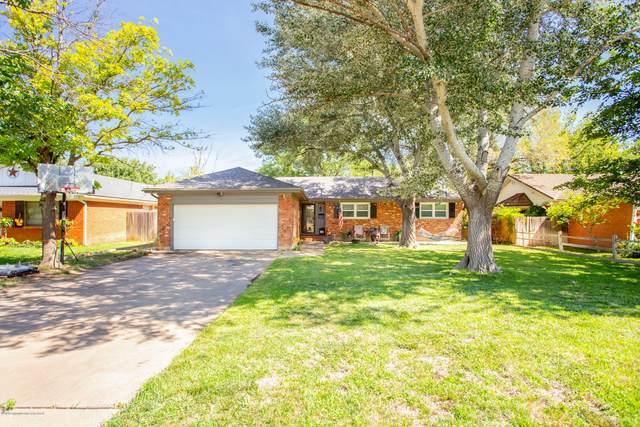 5308 Erik Ave., Amarillo, TX 79106 (#20-4643) :: Keller Williams Realty