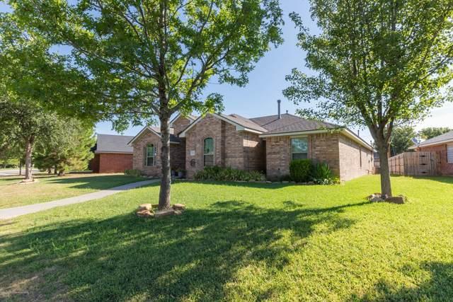 5805 Spencer St, Amarillo, TX 79109 (#20-4981) :: Keller Williams Realty