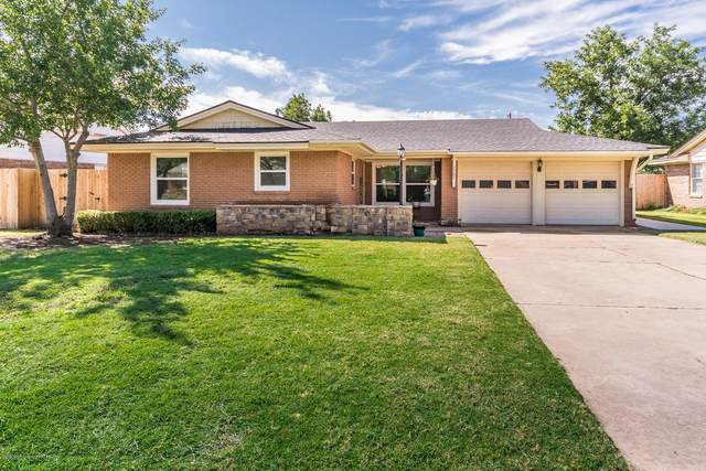 5507 Randolph Rd, Amarillo, TX 79106 (#20-5201) :: Keller Williams Realty