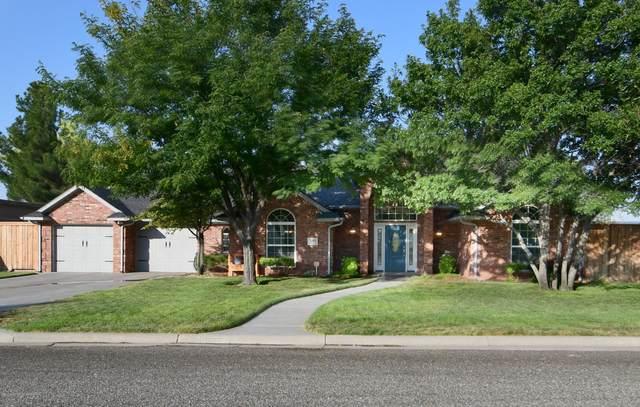 2205 Bella Rosa Lane, Amarillo, TX 79124 (#20-5502) :: Keller Williams Realty