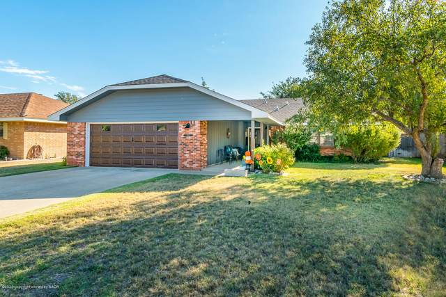 2510 Evergreen St, Pampa, TX 79065 (#20-5772) :: Elite Real Estate Group