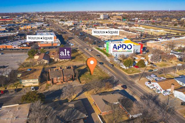 0 Austin St, Amarillo, TX 79109 (#20-580) :: Lyons Realty
