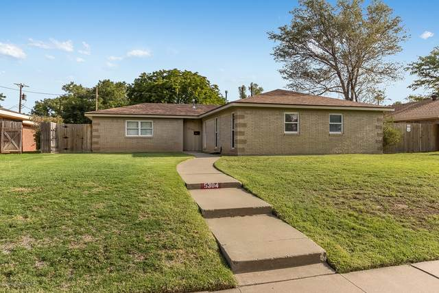 5304 36TH Ave, Amarillo, TX 79109 (#20-5855) :: Keller Williams Realty