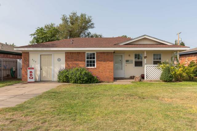 503 Hazel Ave, Panhandle, TX 79068 (#20-5931) :: RE/MAX Town and Country
